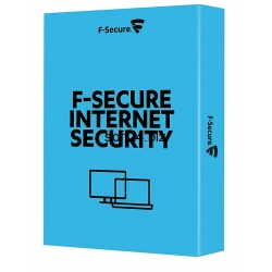 F-Secure Internet Security 2016 3PC 2LATA